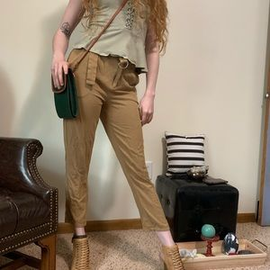 Handbags - Green Over the Shoulder Purse